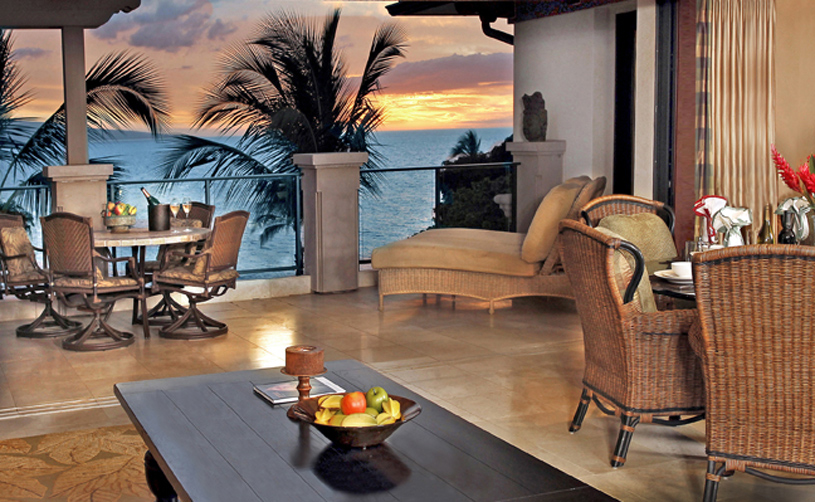 Wailea Beach Villas Sunset Room