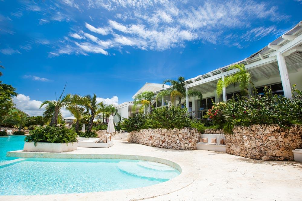 Main Pool at Eden Roc at Cap Cana, Punta Cana, Dominican Republic
