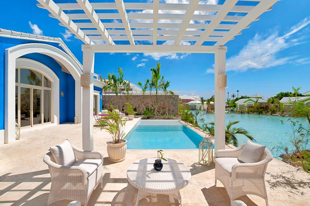 Two Bedroom Family Suite Gazebo at Eden Roc at Cap CanaPunta CanaDominican Republic