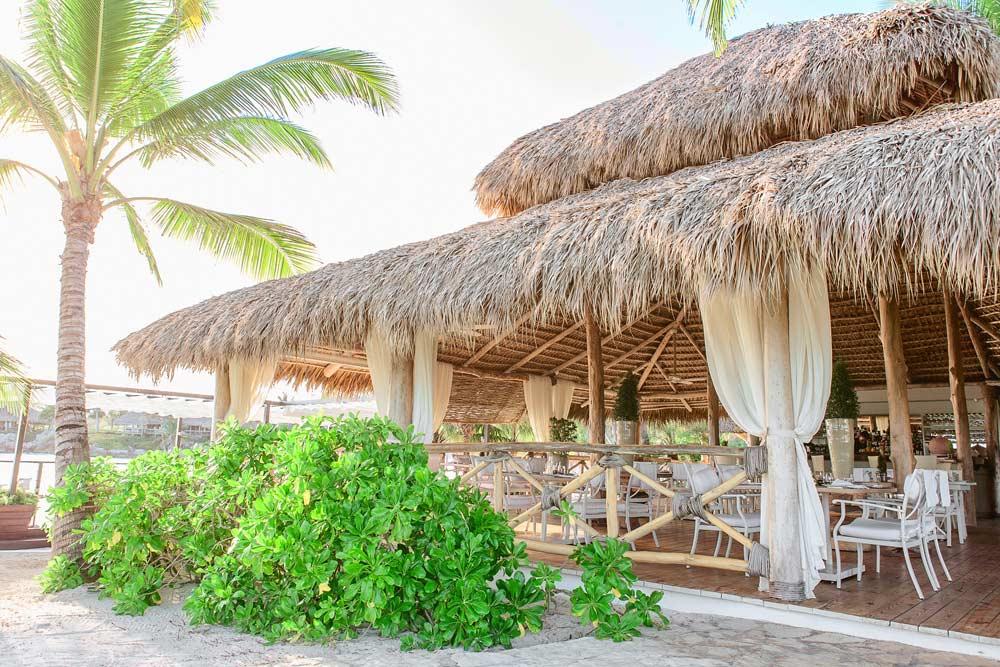 La Palapa Restaurant at Eden Roc at Cap Cana, Punta Cana, Dominican Republic