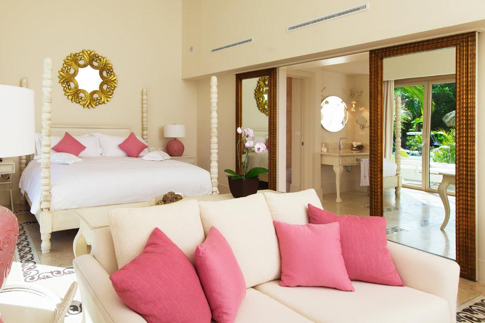 Luxury Pool Junior Suite at Eden Roc at Cap Cana, Punta Cana, Dominican Republic