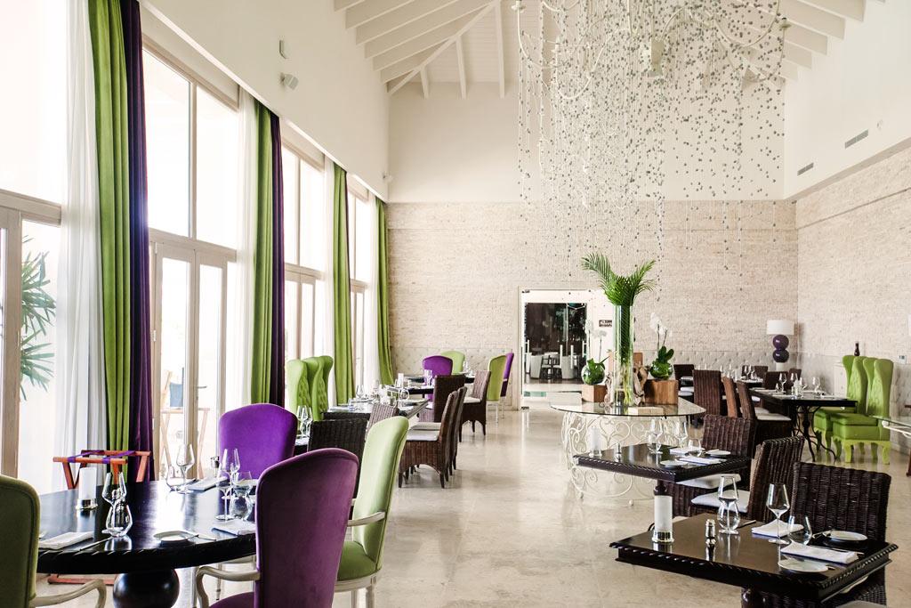 Mediterraneo Restaurant at Eden Roc at Cap Cana, Punta Cana, Dominican Republic