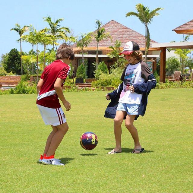 Kids Activities at Eden Roc at Cap Cana, Punta Cana, Dominican Republic
