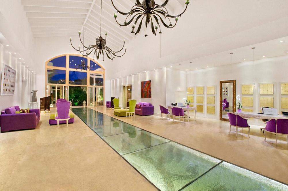 Reception Area at Eden Roc at Cap Cana, Punta Cana, Dominican Republic