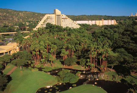 The Cascades Hotel Sun City