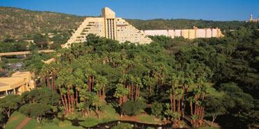 The Cascades Hotel Sun City