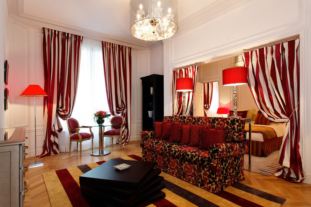 Junior Suite at Villa and Hotel Majestic | Paris, France