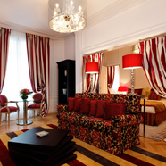 Junior Suite at Villa and Hotel Majestic ParisFrance