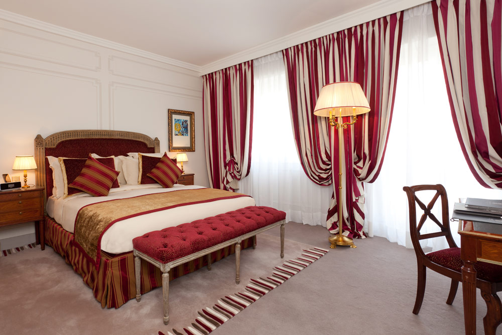 Majestic Suite at Villa and Hotel Majestic ParisFrance