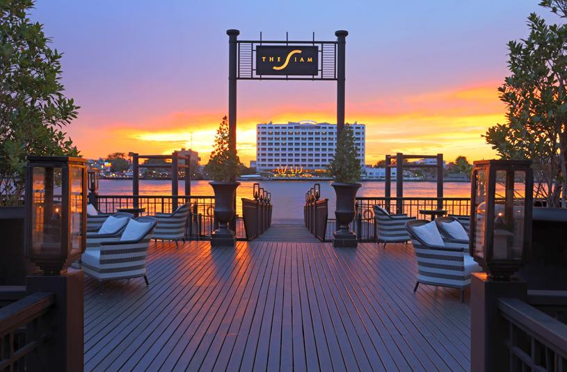 The Siam Hotel Pier