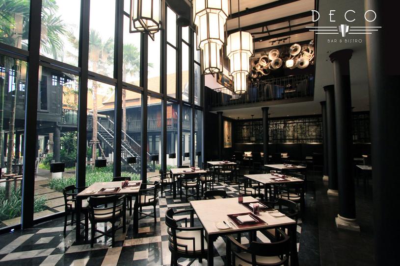 The Siam Hotel Deco Bar Bistro