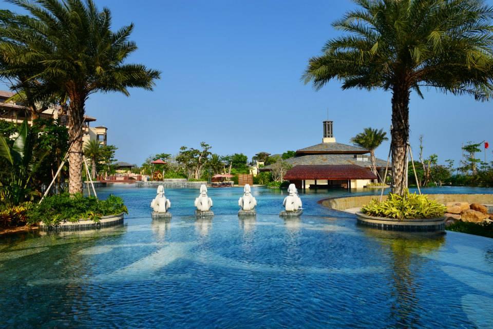 Kempinski Hotel Haitang Bay Sanya Pool