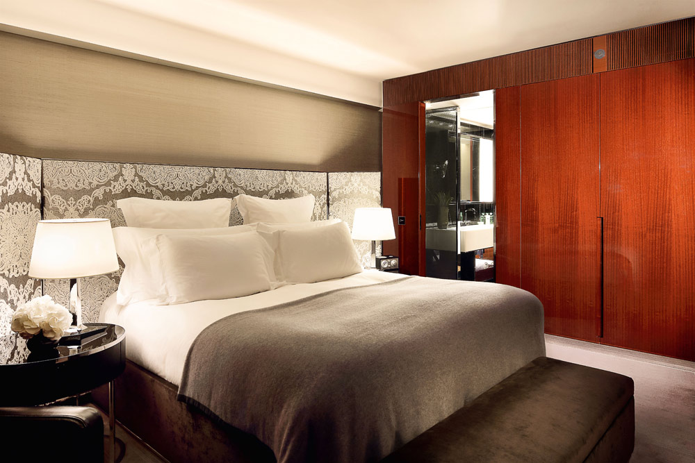 Deluxe Room at Bulgari Hotel and Residences LondonUK