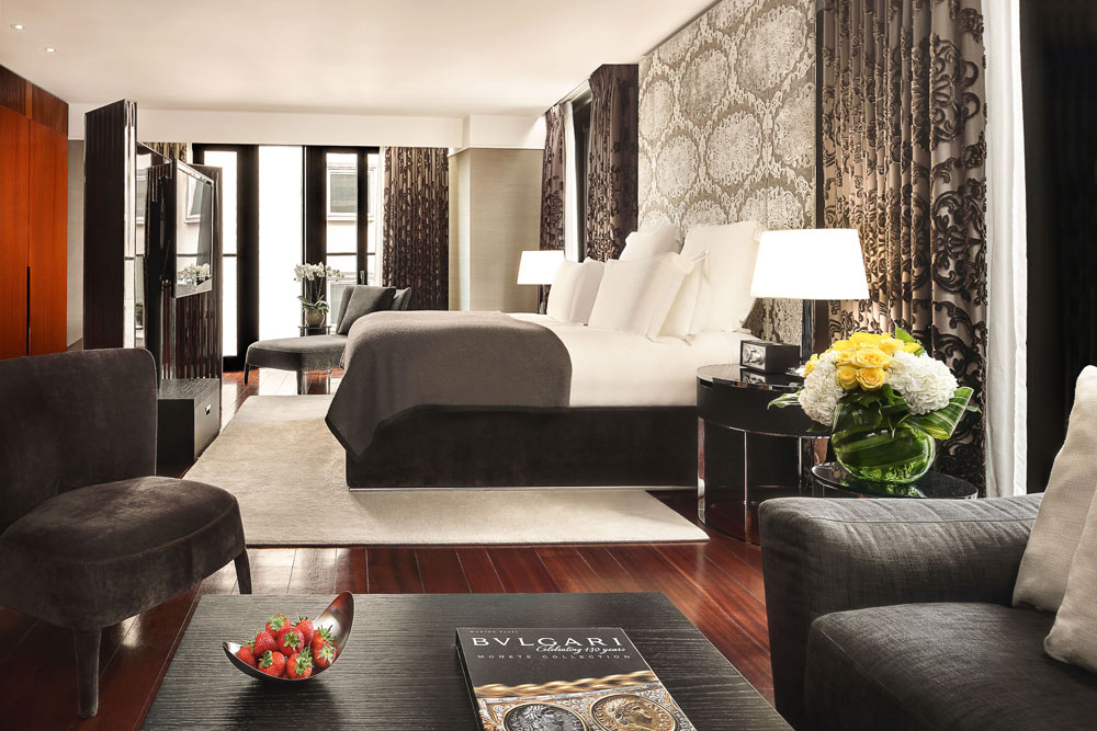 Studio Suite at Bulgari Hotel and Residences LondonUK
