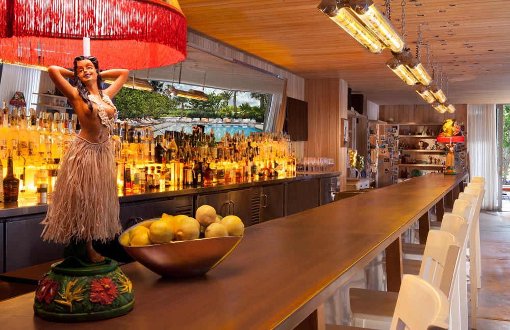 Hyde Beach Bar at SLS Hotel South BeachFL