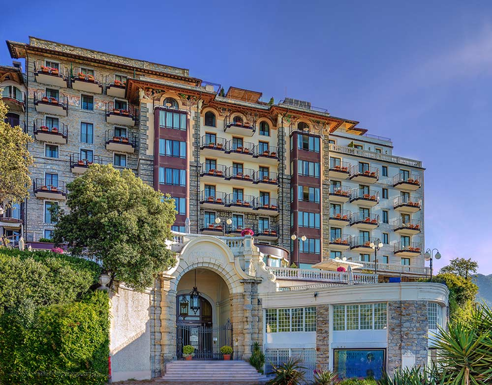 Excelsior Palace Hotel RapalloItaly