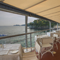 Eden Roc Dining at Excelsior Palace Hotel Rapallo, Italy