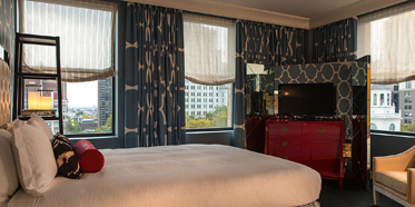 Guest Suite at Hotel Monaco Philadelphia, PA