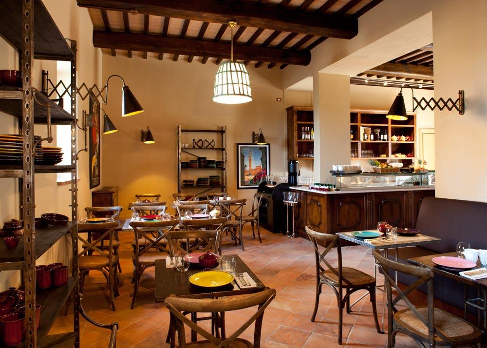 Pazzia Pizzeria at Hotel Castello di Casole