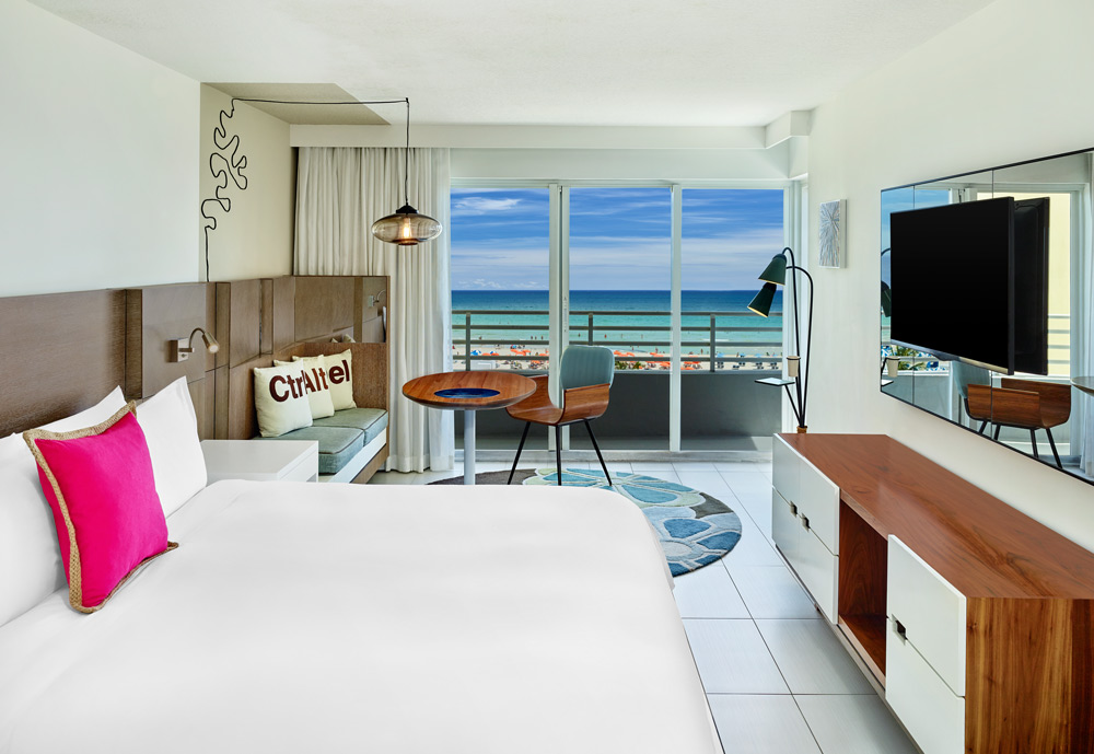 Guest Room at Royal Palm South BeachFL