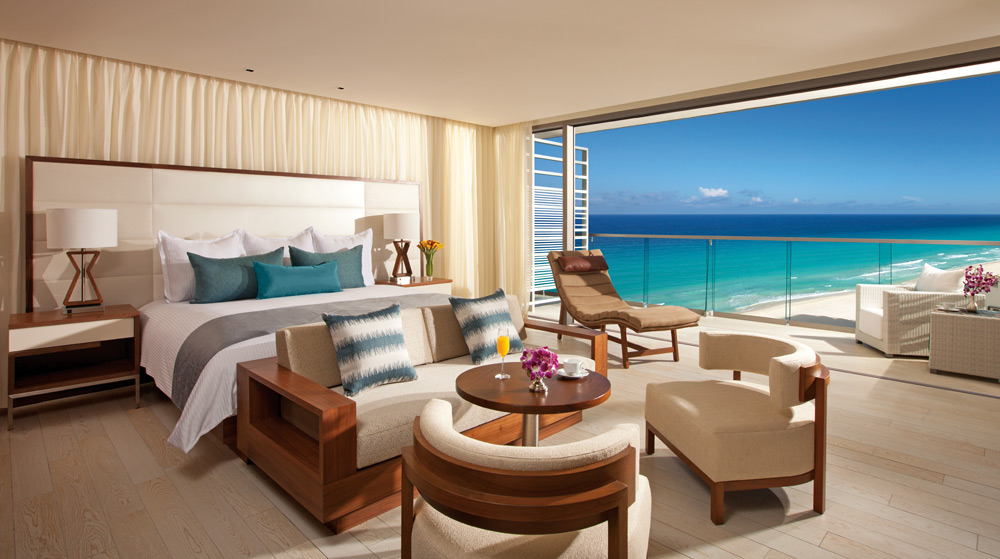 Junior Suite at Secrets The Vine CancunMexico