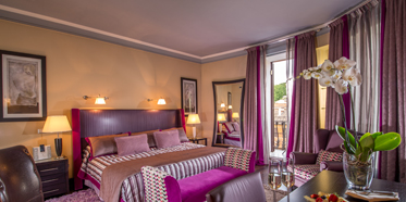 Suite Guestroom with Views at The Inn at the Spanish StepsItaly