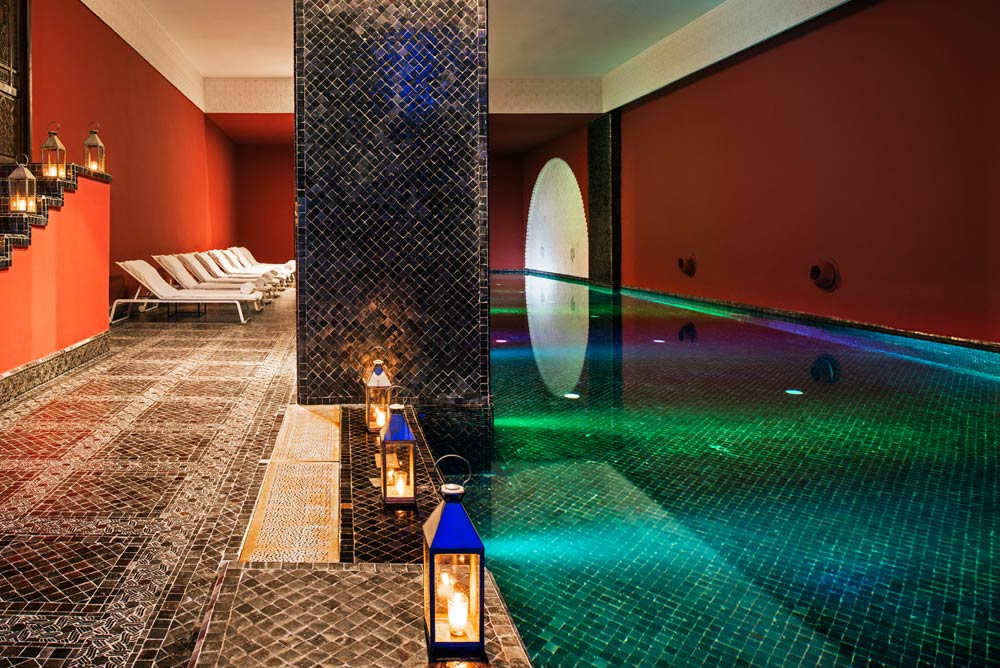Spa at The Pearl Marrakech, Morocco