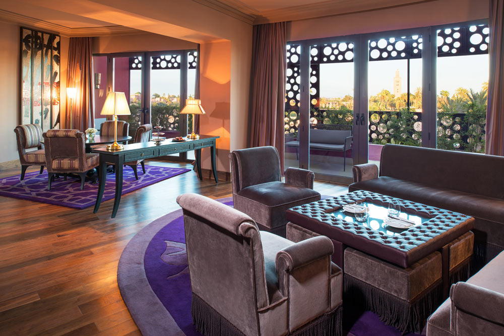 Royal Suite at The Pearl Marrakech, Morocco