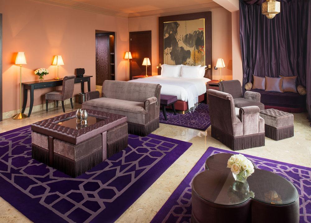 Prestige Suite at The Pearl Marrakech, Morocco