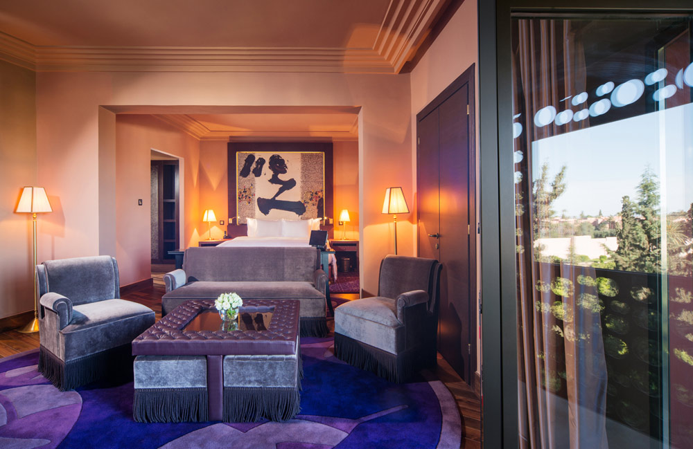 Junior Suite at The Pearl Marrakech, Morocco