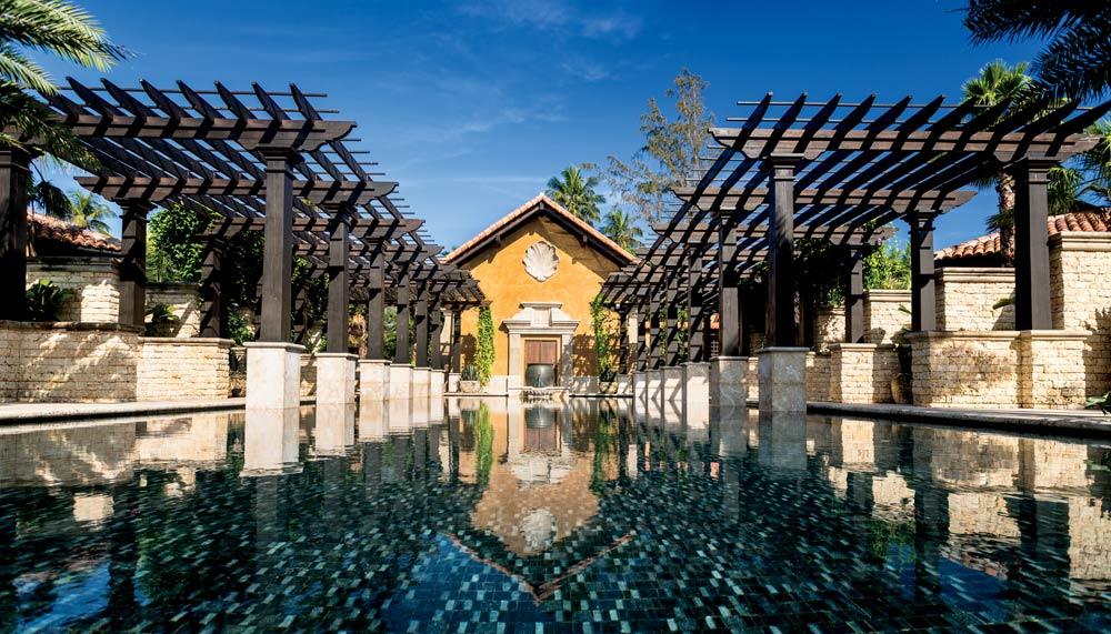 Spa Botanico Dorado Beach, a Ritz-Carlton Reserve