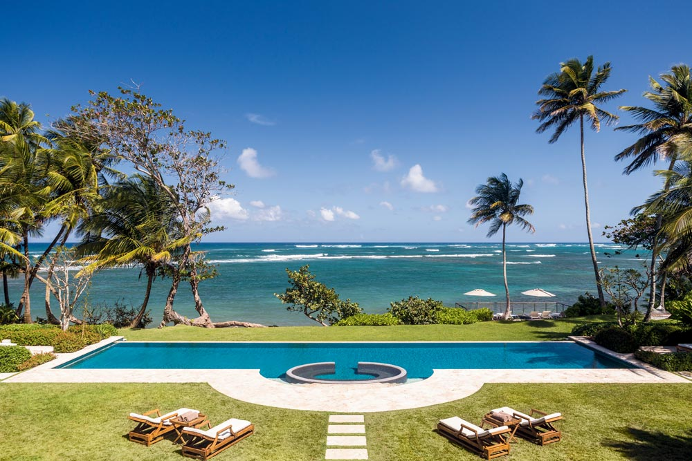 Su Casa Private Infinity Pool at Dorado Beach, Puerto Rico