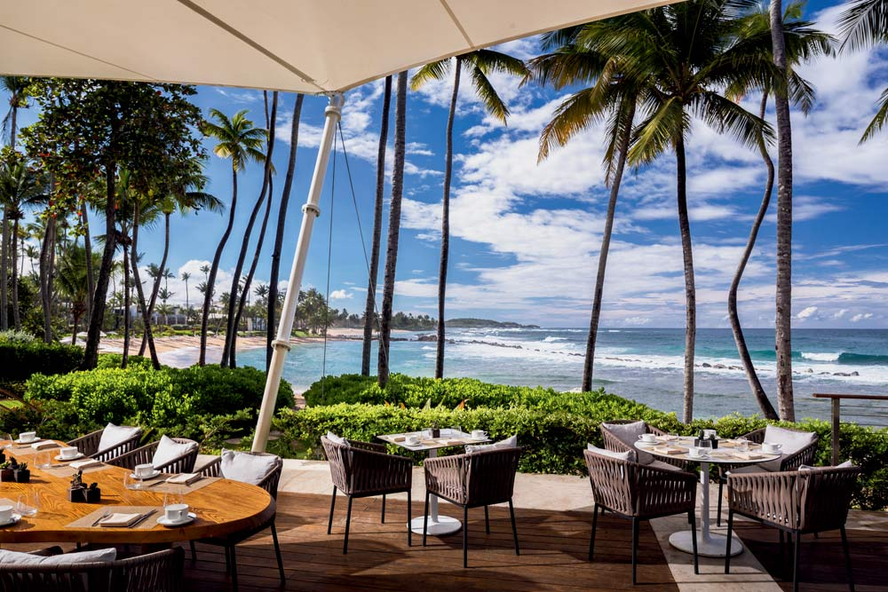 Dorado Beach Mi Casa Restaurant By Jose AndresPuerto Rico