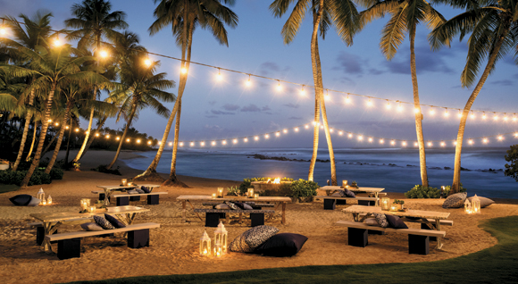 Dorado Beach is steps away from the Atlantic Ocean and surrounded by acres of tropical forest