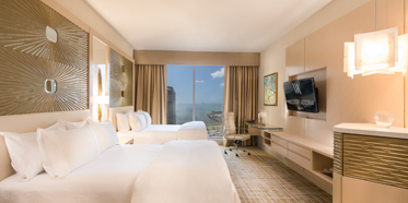 Double Guestroom at Waldorf Astoria PanamaPanama City