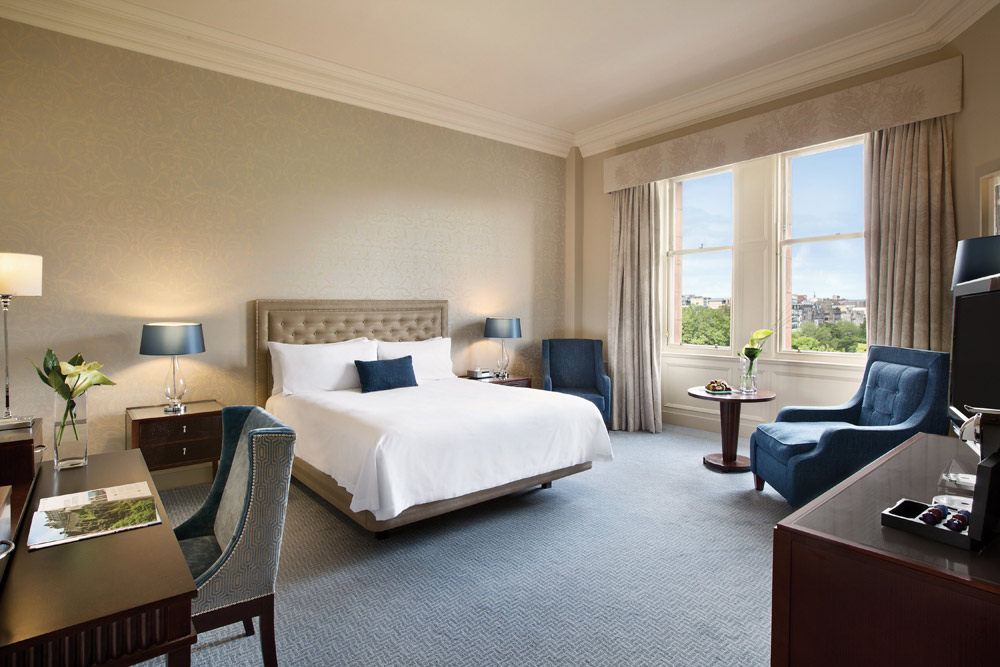 The Caledonian King Deluxe RoomEdinburghUnited Kingdom