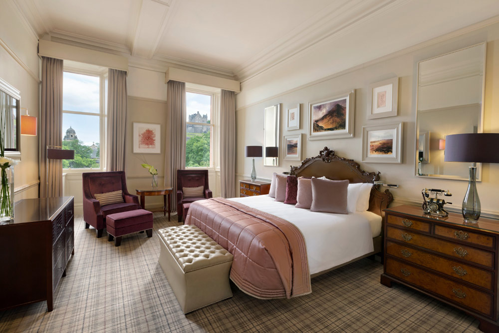 Alexander Graham Bell Room at Waldorf Astoria CaledonianEdinburghUnited Kingdom