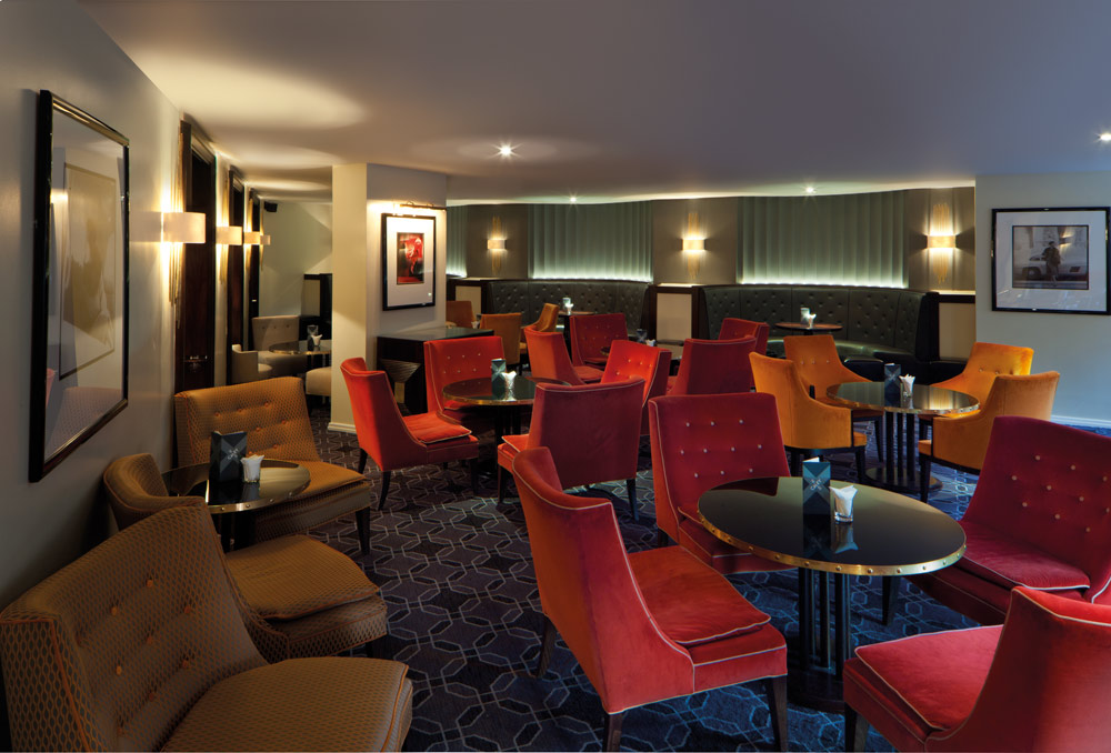Caley Bar Loung at Waldorf Astoria CaledonianEdinburghUnited Kingdom