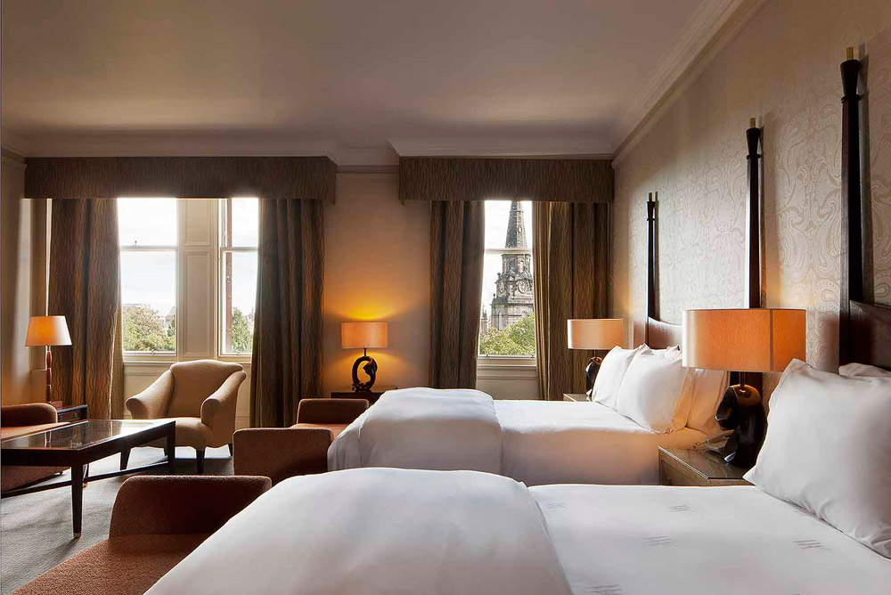 Waldorf Astoria Caledonian Deluxe Double RoomEdinburghUnited Kingdom