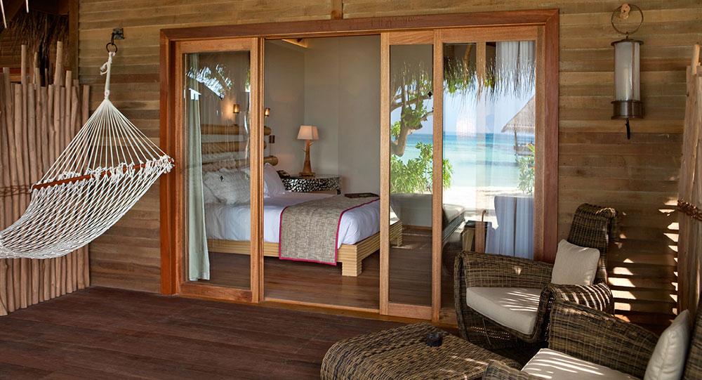 Constance Moofushi Maldives Beach Villa.