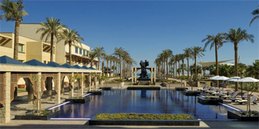 Jumeirah Messilah Beach Hotel and Spa Swimming Pool