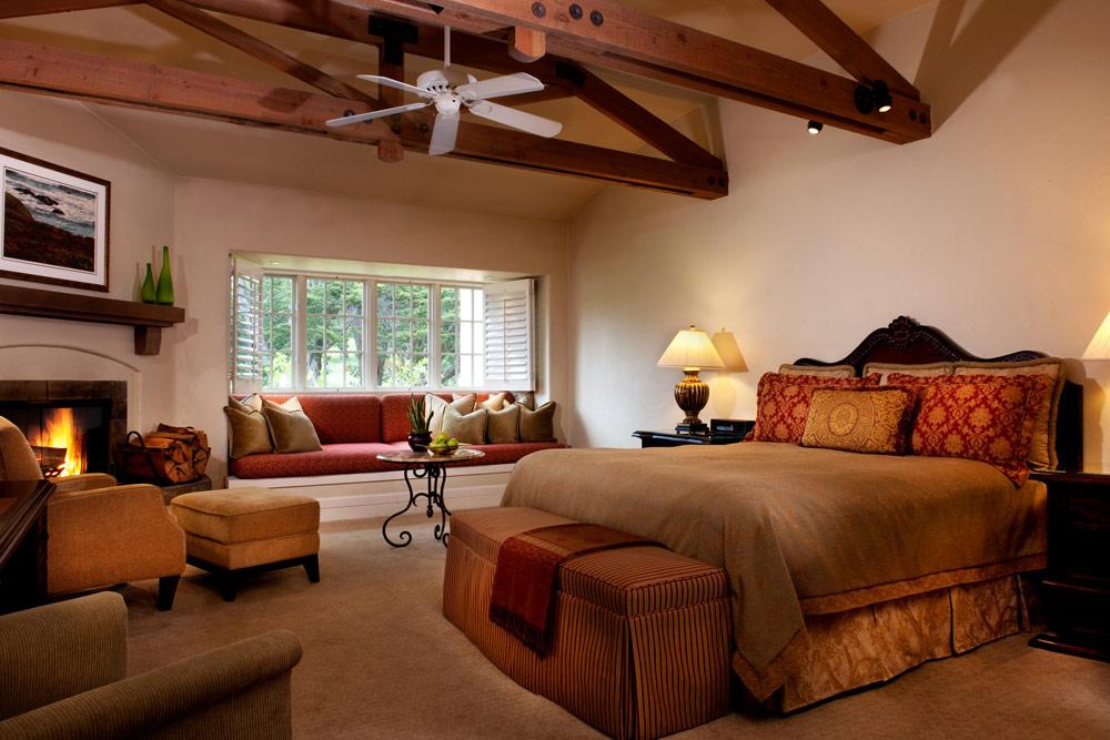 Estate Room at Casa Palmero Pebble BeachCA