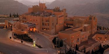 Moevenpick Petra Nabatean Castle