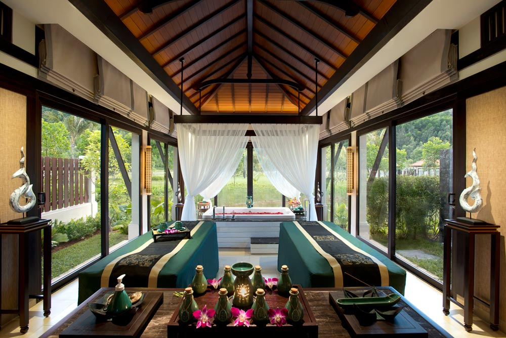 Spa at Banyan Tree Lang Co, Vietnam