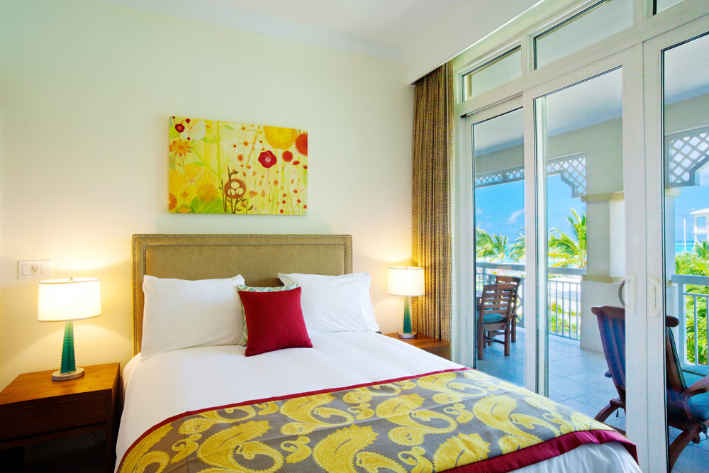 Guest Room at The Alexandra Resort Turks and Caicos