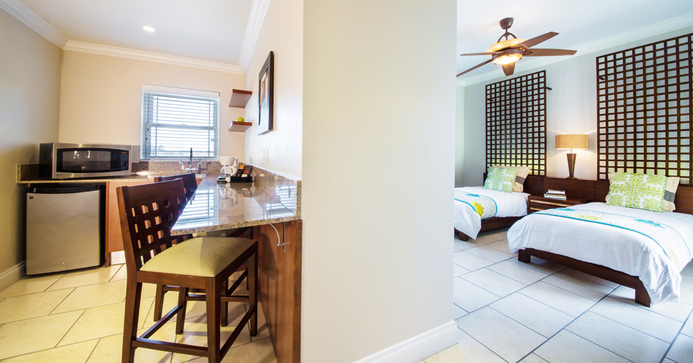 Lady Rose Studio Suite at The Alexandra Resort Turks and Caicos