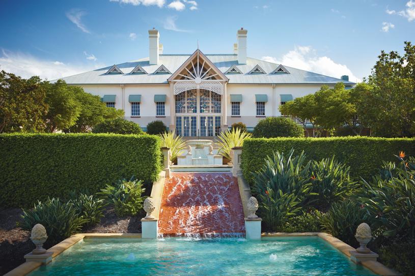 Intercontinental Sanctuary Cove Resort Gold Coast Five Star