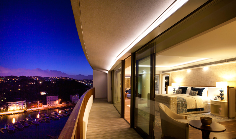 The Grand Tarabya Marina View