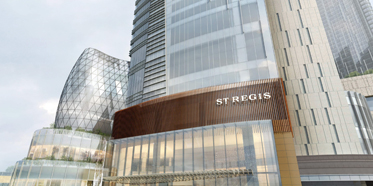 The St Regis Chengdu