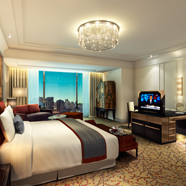 Deluxe Room at The ST Regis Chengdu Hotel